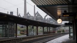 Bfahrt Bahnhof Völklingen